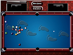 8 Ball Billiard game