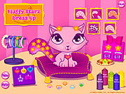 Fluffy Starz Dress up game