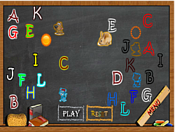 ABC Time game