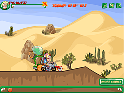 BicycleMotorCross game