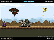 juego Super Gunner