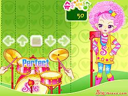 Sue Drumming Game game