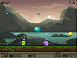 Bubble Slasher game
