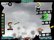 jeu Paintball Hero