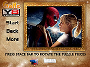Spiderman Jigsaw Puzzle game