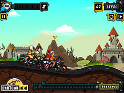 Toon Rally 2 game