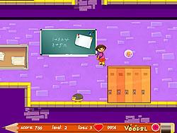 Dora School Adventure game