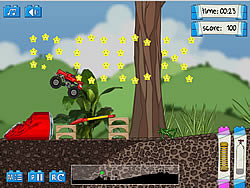 Toy Monster Trip game