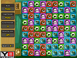 Animals Elimination game