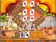 Aladdin Solitaire y8 game