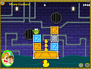 Crocodile Love Duck game