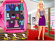 Barbie Stecey in Parlour game