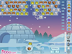 Ice Blocks game