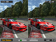 Sports Cars Differences game