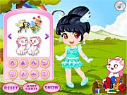 Chibi Snow White game