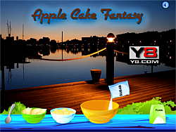 Apples Cakes Fantasy game