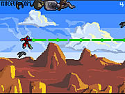 Play Flying copper Game