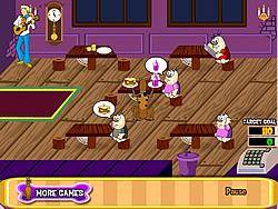 Scooby Doo Diner game