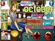 October Cover Girl game