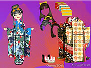 Dress Up Chi Ling game