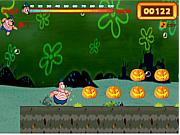 juego Spongebob Halloween Under Sea