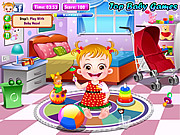 Baby Hazel Dental Care game