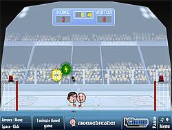 Permainan Sports Heads: Ice Hockey
