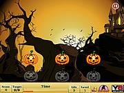 Halloween Pumpkin Match game