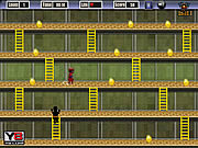 Ninja Ladder War game game