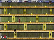 Ninja Ladder War game game