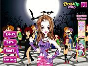 Zombie Princess Facial Makeover game