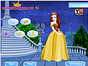 Princess Cinderella Dress Up game