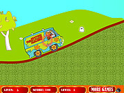 Scooby Doo - Mystery Machine Ride 2 game