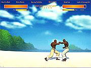 Capoeira Fighter game