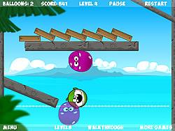 Bubble Friends game