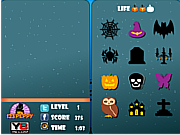 Halloween Fix My Shapes game