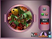Monsters University-Pic tart game