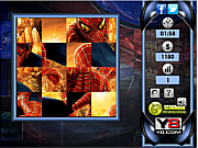 juego Spiderman - Puzzle Fun