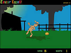 Easter Egged game