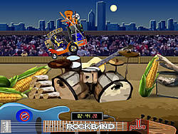 Rock Band Rockin Roadie game