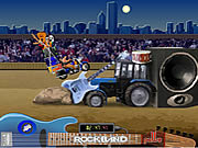 Play Rock band rockin roadie Game
