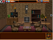 Escape the witch house game game