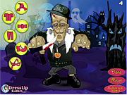 Gioca gratuitamente a Dress up Frankenstein