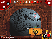 Halloween Hidden Numbers game