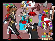 Pirate Cutie game