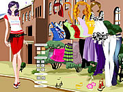 Girl Dressup 12 game