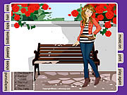 Girl Dressup 15 game