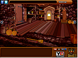 Halloween Creepy House Escape Game game