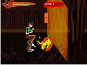 Ben 10 Omniverse Ghost Town game