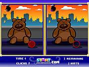 เกมส์จับผิดภาพหมีเท็ดดี้